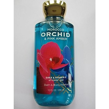 Bath & Body Works Morocco Orchid & Pink Amber Shower Gel