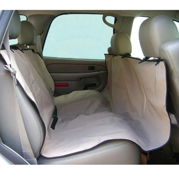 Majestic Pet Products Universal Waterproof Hammock Back Seat Cover