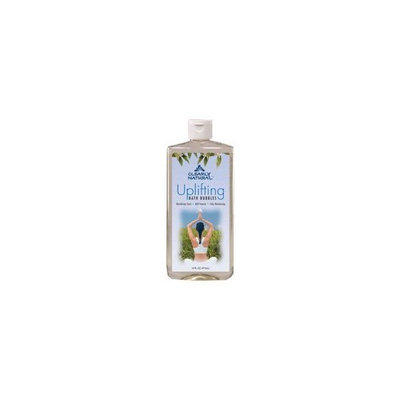 Clearly Natural Bath Bubbles Uplifting 16 oz