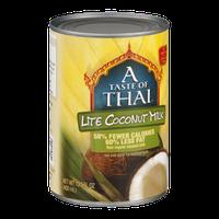 A Taste Of Thai Coconut Milk Lite
