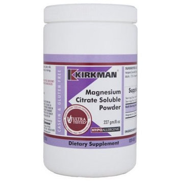 Magnesium Citrate Soluble Powder - Hypo