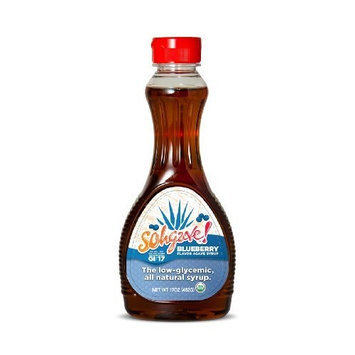 Sohgave! Flavor Agave Syrup, Breakfast Blueberry, 17-Ounce Bottles (Pack of 3)