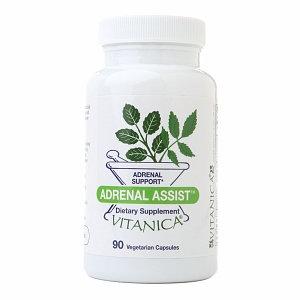 Vitanica Adrenal Assist Adrenal Support