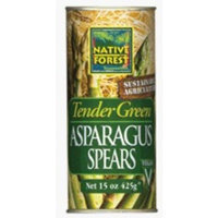 Native Forest Green Asparagus Spears 15 oz. (Pack of 12)
