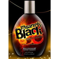 Millennium Tanning Products 2010 Beyond Black Mega Tingle Indoor Tanning Bed Lotion Top Seller