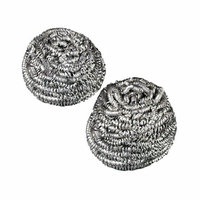 PREMIERE PADS Stainless Steel Scrubber in Gray
