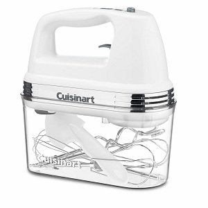 Cuisinart HM-90S Power Advantage PLUS 9-Speed Hand Mixer with Storage Case