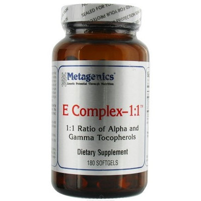 Metagenics E Complex 1:1 softgel 180SG
