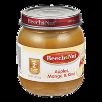 Beech Nut Stage 2 Apples, Mango & Kiwi