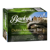 Bewley's Dublin Morning Tea Bags - 80 CT