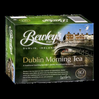 Bewley's Dublin Morning Tea Bags - 80 CT