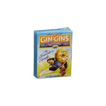 Ginger People 21681 24 x 1. 1oz Gin Gins Boost
