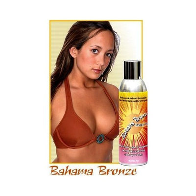 Bahama Bronze Instant Self Tanning Spray, Dark Bronzing Spray on Tan