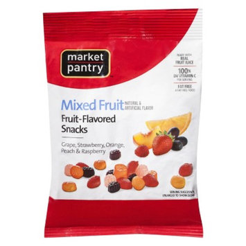 market pantry Market Pantry Mixed Fruit-Flavored Snack 3.8 oz