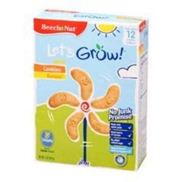 Beech-Nut® Let's Grow Cookies Banana Flavor