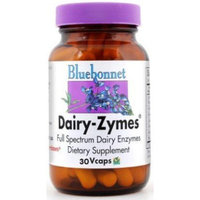Blue Bonnet BlueBonnet Dairy-Zymes Vegetarian Capsules, 30 Count