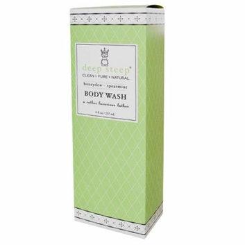 Deep Steep Body Wash Honeydew Spearmint 8 oz