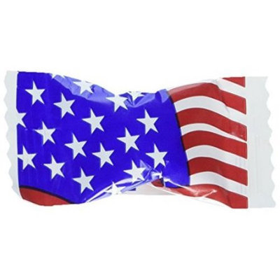 Oriental Trading Company Terrys Village USA Flag Buttermints - Candy and Food