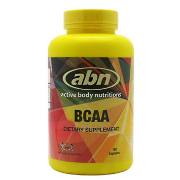 ABN BCAA - 180 Capsules