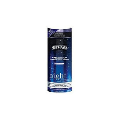 John Frieda® John Frieda Frizz-ease Creme Serum Overnight Repair Formula 1.69 Fl Oz / 50 Ml (Pack of 3)