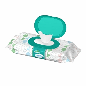 Pampers Stages Sensitive Wipes