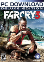 Ubisoft Far Cry 3: Deluxe Edition for PC