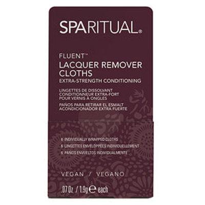SpaRitual Fluent Extra Strength Lacquer Remover Cloths