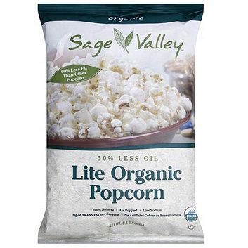 Sage Valley Lite Organic Popcorn