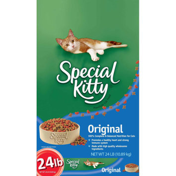Special Kitty Original Dry Cat Food, 24 lbs