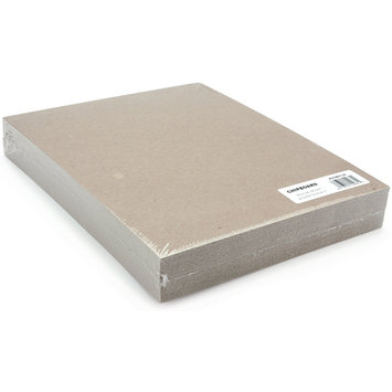 Grafix CB81125 Medium Weight Chipboard Sheets