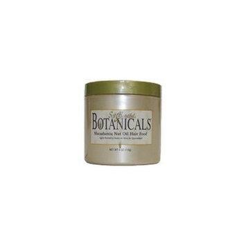 Soft & Beautiful Botanicals Macadamia Nut Oil Hair Food 4 Oz.