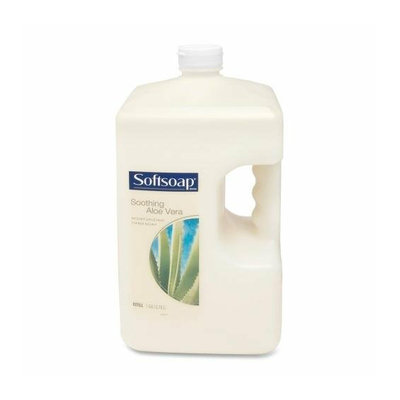 Softsoap® Moisturizing Unscented Hand Soap with Aloe