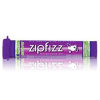 ZipFizz Grape 20 tubes, 11g tubes []