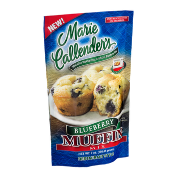 Marie Callender's Muffin Mix Blueberry