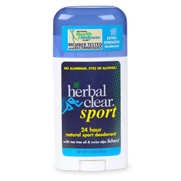 Herbal Clear 24 Hour Natural Body Deodorant