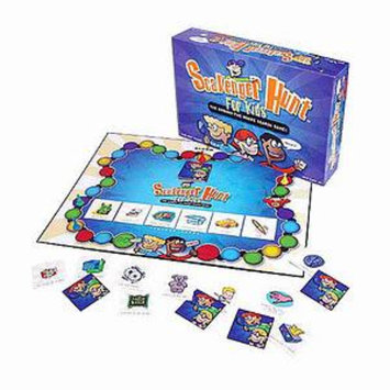 Scavenger Hunt The Amazing Indoor Search Game, Ages 6+, 1 ea