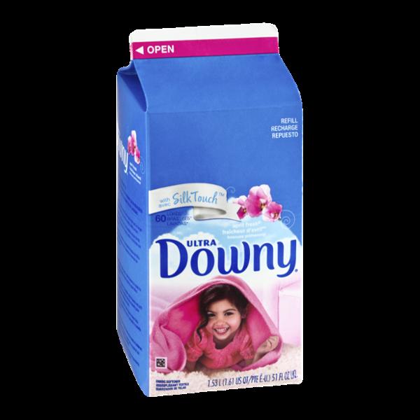 Downy Ultra Fabric Softener April Fresh -  60 Loads