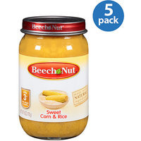 Beech-Nut Stage 3 Sweet Corn & Rice Baby Food