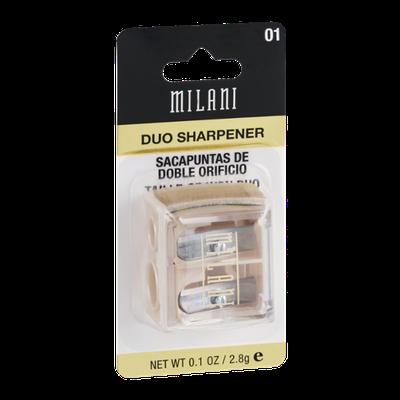 Milani Duo Sharpener #01