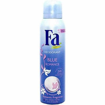 Fa Blue Romance Spray Deodorant - 150 Ml