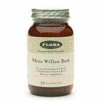 Flora White Willow Bark 30 Caps