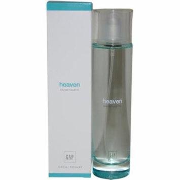 Gap Heaven Eau de Toilette Spray, 3.4 fl oz