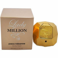 Paco Rabanne Women's Lady Million Perfume, 2.7 oz