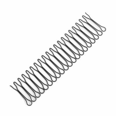 Lady Invisible Hair Clip Comb Hairpin Bobby Pin Headband Combs 10.5cm Long