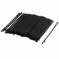 36Pcs Invisible Flat Top Bobby Pins Grips Hairpins Hair Clips Salon Barrette