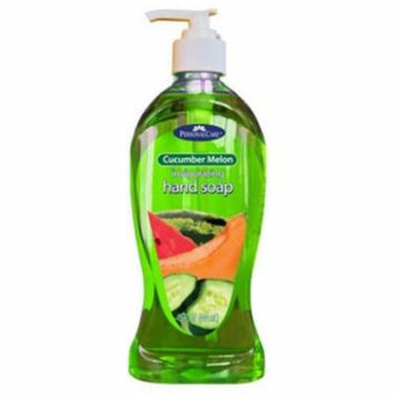 Personal Care 92251-8 Cucumber Melon Liquid Hand Soap With Pump - 15 oz. , Pack of 12