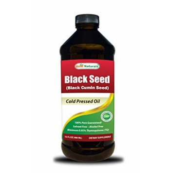 Best Naturals 100% Pure Black Seed Oil 16 OZ