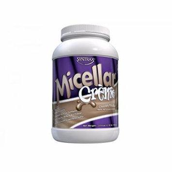 Fresh, Native Micellar Creme Casein Protein 2 Lb Pounds Zero Fats Sustained Release Delicious Milkshake Flavors (Chocolate Milkshake)