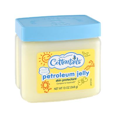 Cottontails Fresh Scent Petroleum Jelly Skin Protectant