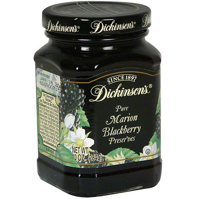 Dickinson's Marion Blackberry Preserves, 10 oz (Pack of 6)